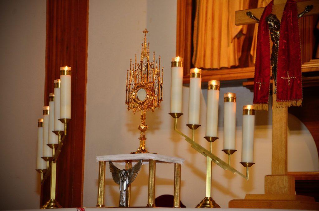Wieczernik w intencji kapłanów oraz nowych powołań kapłańskich i zakonnych