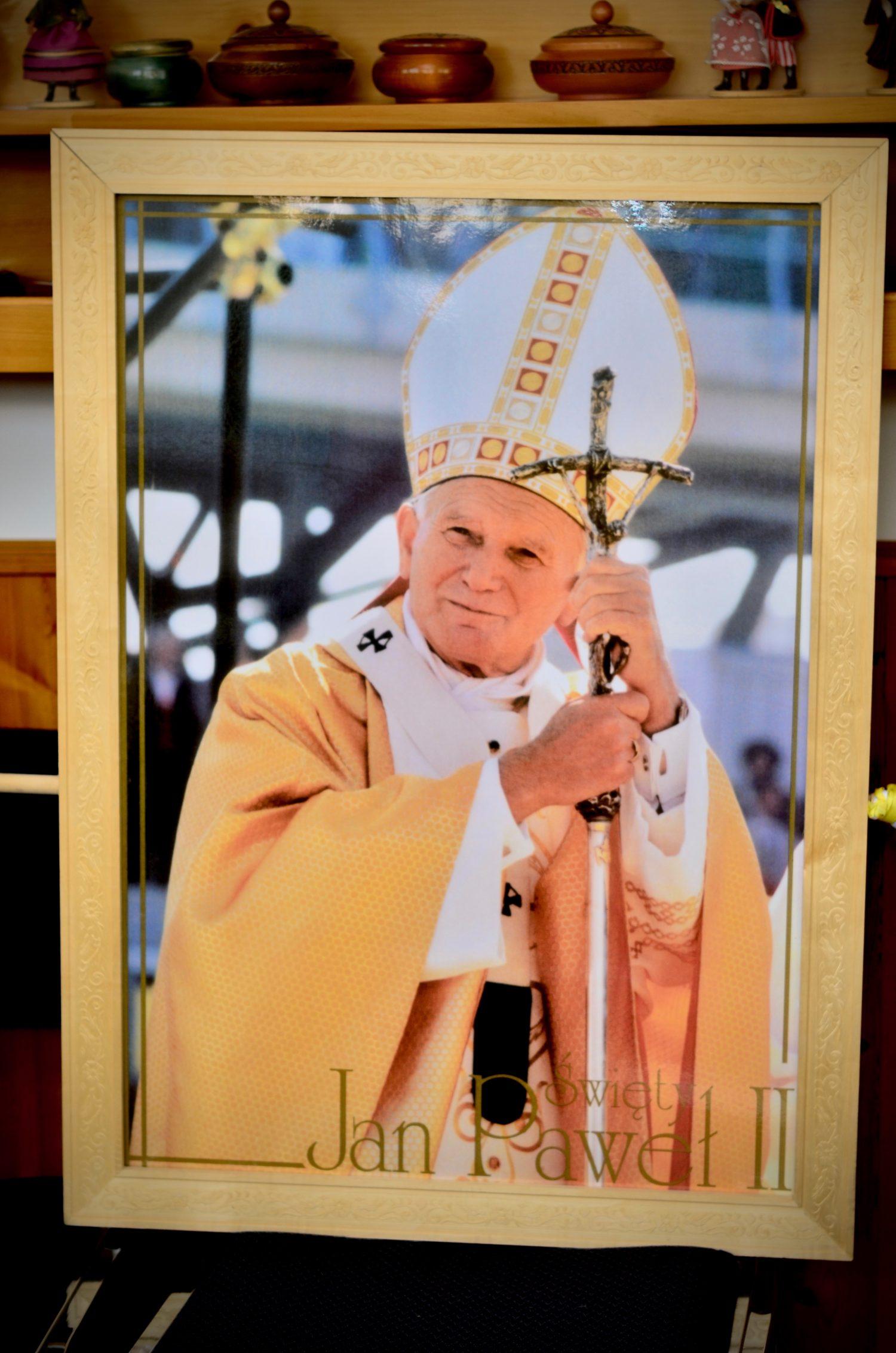 Devotion to st. John Paul II