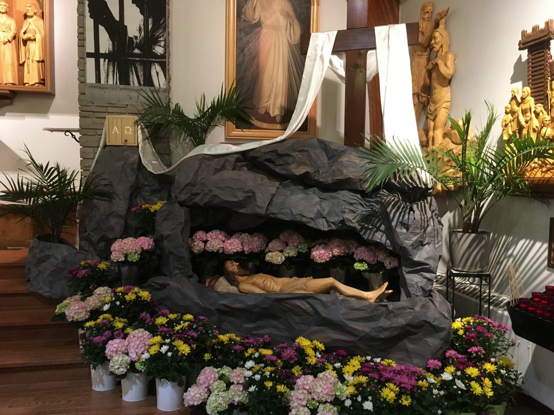 "Jesus said ""I am the resurrection and the life"""