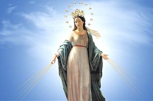 Nabożeństwo majowe do Najświętszej Maryi Panny