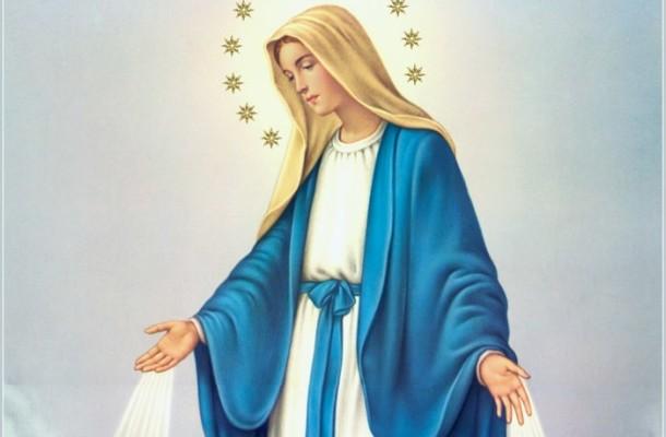 Maj – miesiąc poświęcony Najświętszej Maryi Pannie