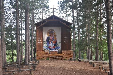 Retreat Camp with God