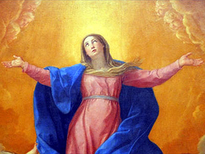 The Feast of the Assumption of the Blessed Virgin Mary into Heaven